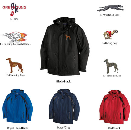 J304 - Mens All Season Jacket (J304)