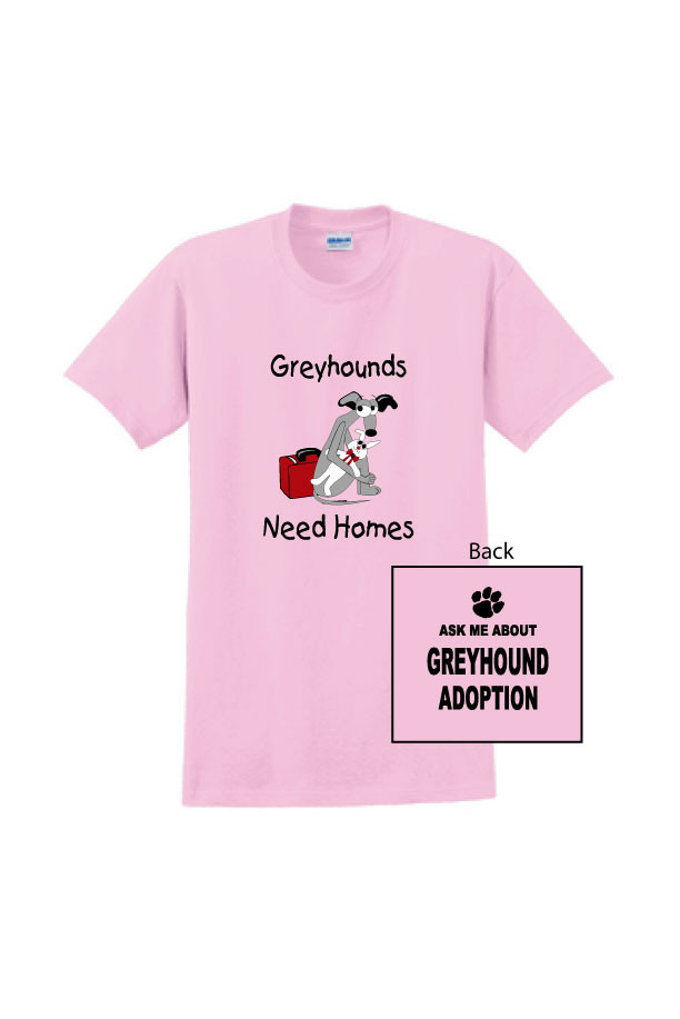 P-16 - Greyhounds Need Homes Unisex T-Shirt - Size 2X