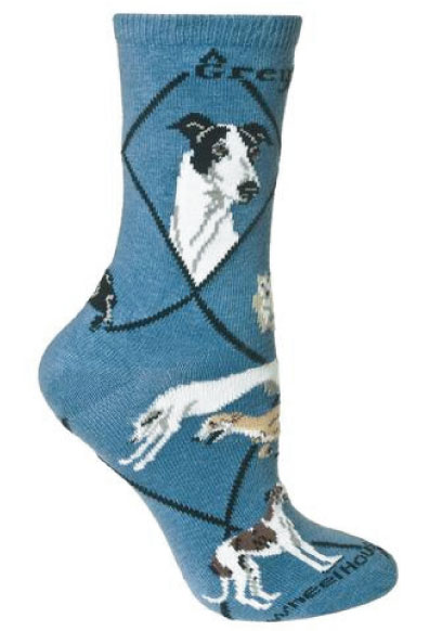 S11 - Greyhound Socks