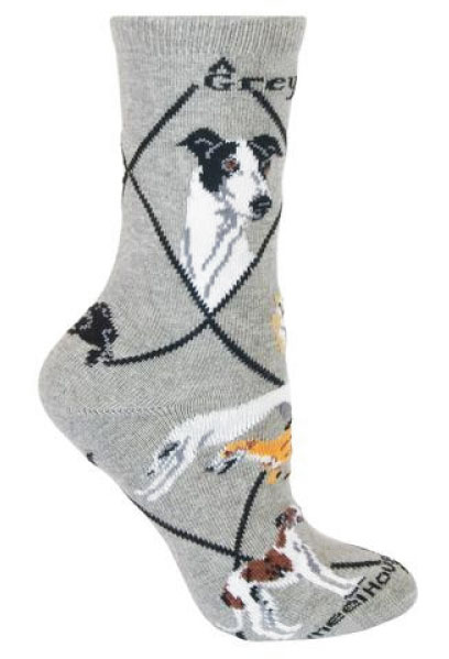 S10 - Greyhound Socks