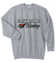 P-51 - Greyhound Racing Sweatshirt - Size M