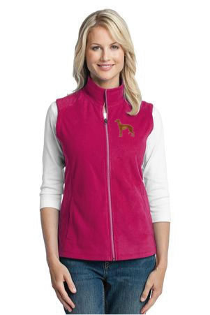L-226 - Ladies Microfleece Vest (L226)