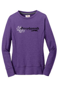 RG-3S - Greyhound Olde English Sweatshirt