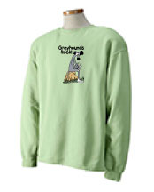P-2 - Greyhounds Rock Sweatshirt (P2)