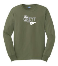 P-40 - GREYT Looks Long Sleeve T-Shirt