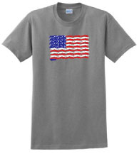 PT-2 - Flag DogsT-Shirt