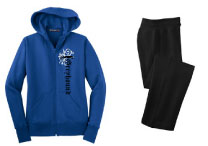 RG-3 - Greyhound Olde English Hoodie & Pant Set