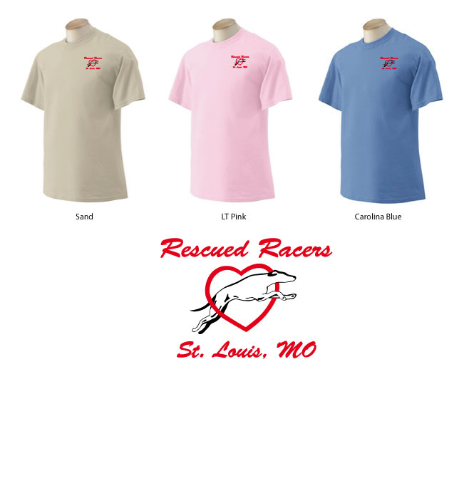 RRT - Rescued Racers T-Shirt